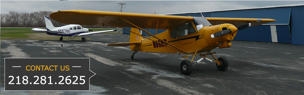 Crookston Aviation Services | Rental